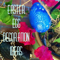 diy easter eggs, easter egg decoration ideas, fashionable easter eggs, lauren banawa