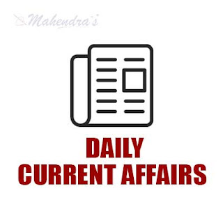 Daily Current Affairs | 19 - 01 - 18