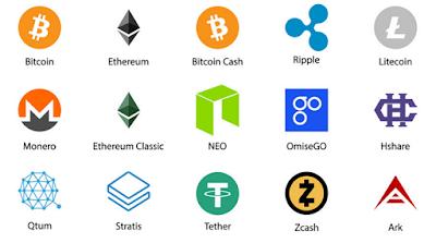 altcoinler  bitcoin'in düşüşüşünden sert etkilendi