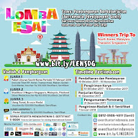 LOMBA ESSAY SUSTAINABLE DEVELOPMENT GOALS