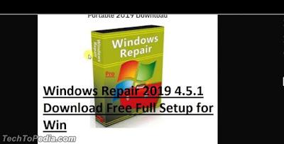 Windows Repair 2019 4.5.1 Download Free Full Setup for Win