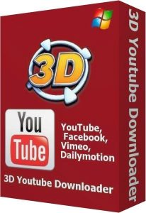 3D Youtube Downloader 1.15 poster box cover