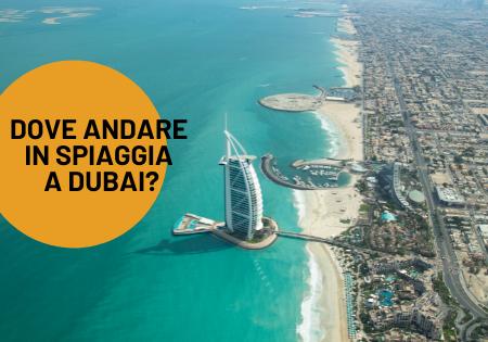dove andare in spiaggia a Dubai