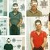 11 Sicarios del Cártel de Los Salazar grupo armado del Cártel de Sinaloa son detenidos y agentes de la Fiscalía General de La Republica intentaron liberarlos