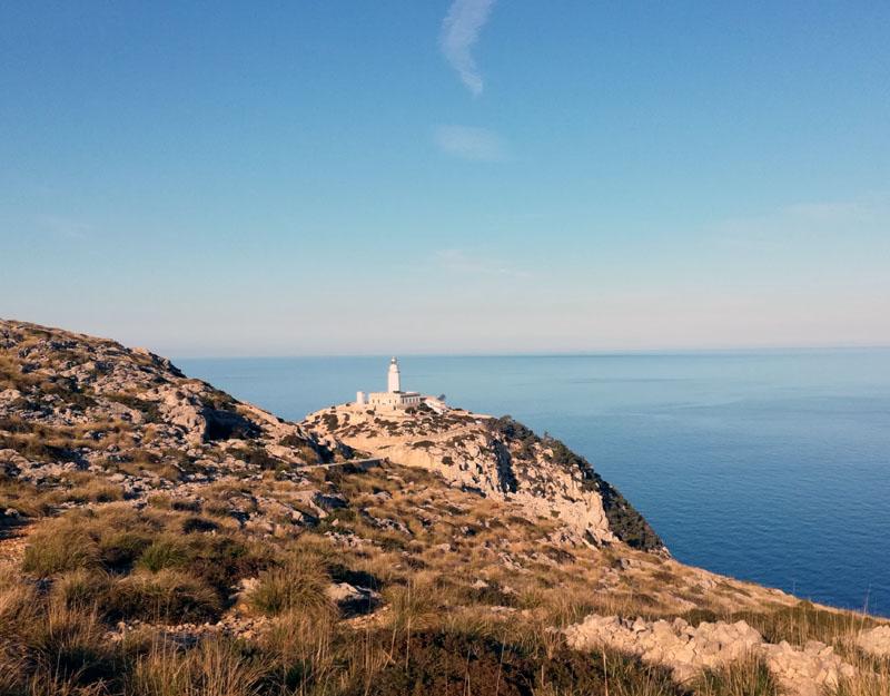 Cap de Formentor, 16 gennaio 2020