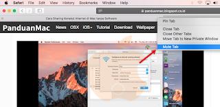 Cara Matikan dan Aktifkan Suara Tab Browser Firefox, Chrome, dan Safari