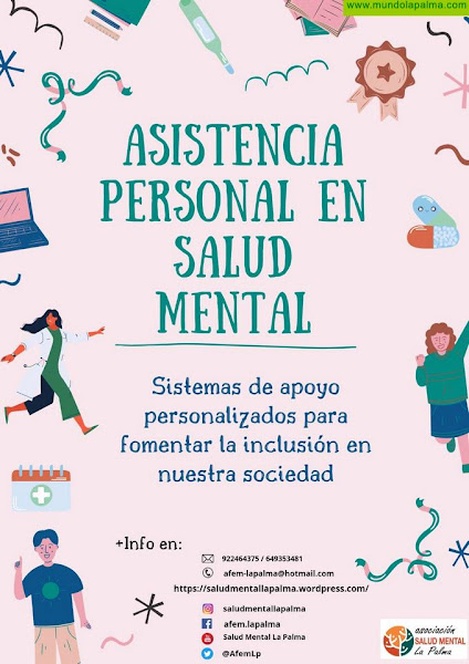 Servicio de Asistencia Personal en Salud Mental