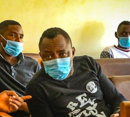 Sowore grants bail in sum of N20m