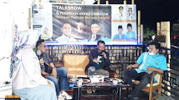 KNPI NTB Gelar Talk Show Sumpah Pemuda, Pemuda Bersatu Bangkit