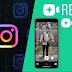 Instagram يقوم بتجريب أداة جديدة لانشاء فيديوهات بميزات TikTok تدعى Reels