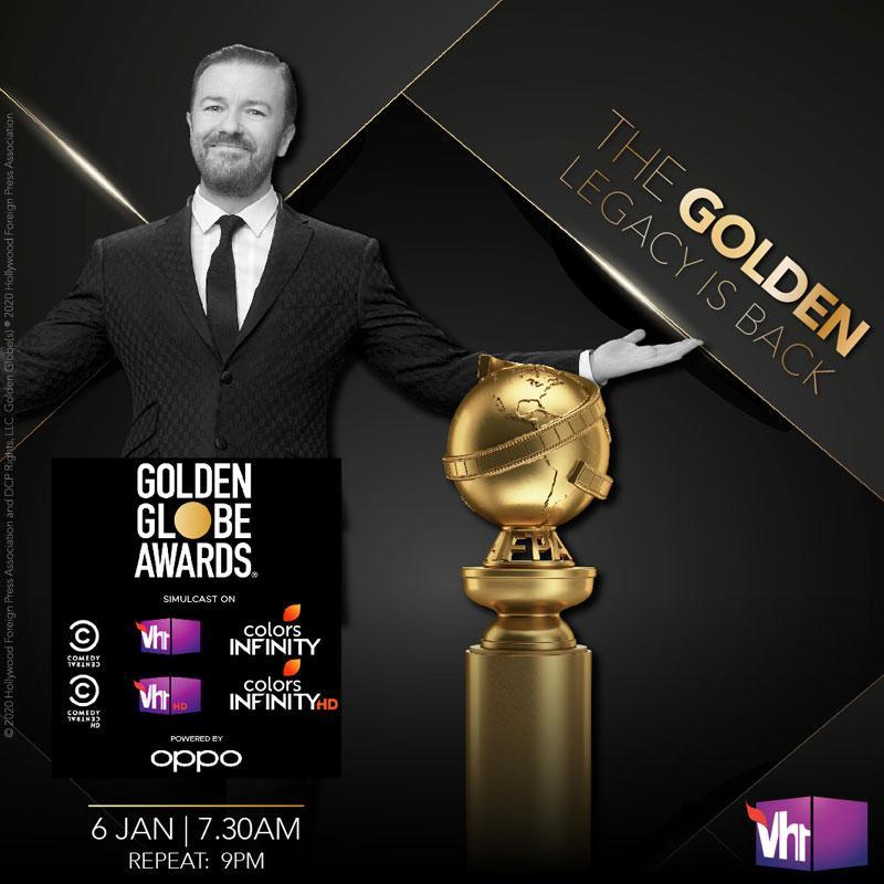 The 77th Golden Globe Awards (2020) Full Show 720p WEB-DL x264 1.4GB