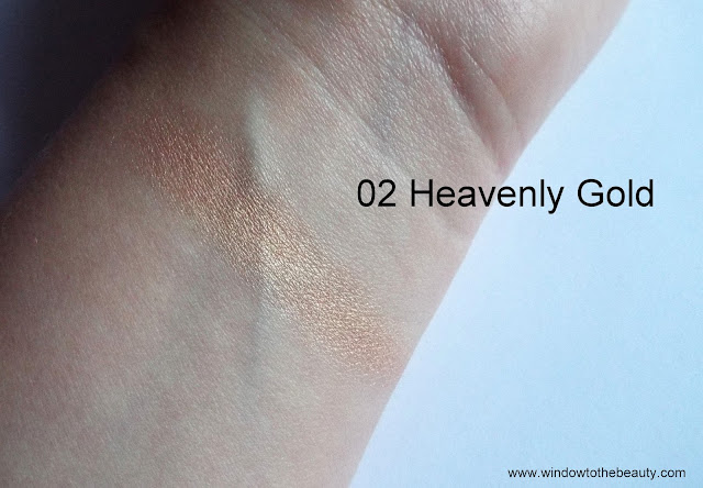 kiko glow fusion heavenly gold