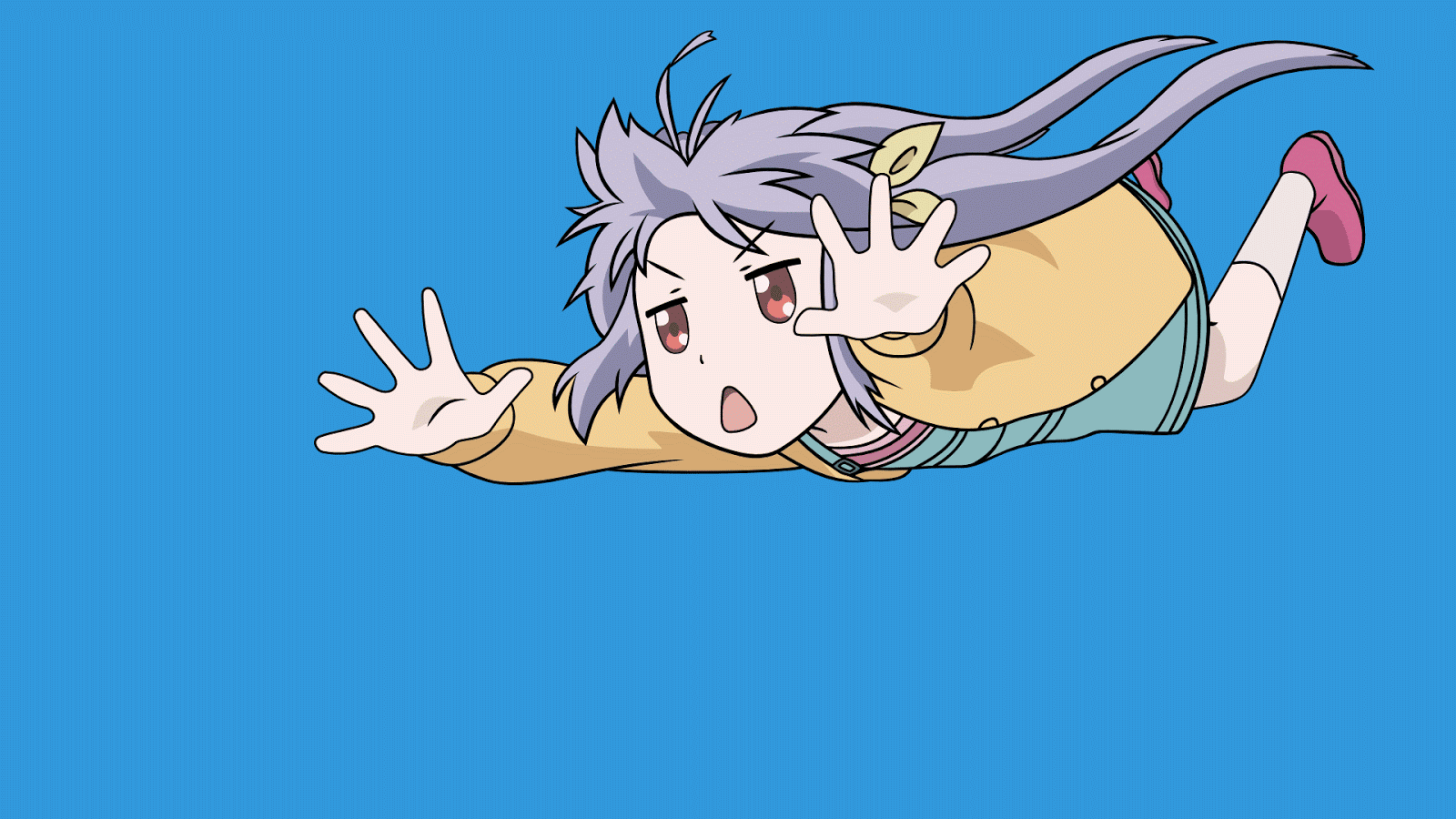 AowVN Non Non%2B%25283%2529 - [ Hình Nền ] Anime Non Non Biyori cực đẹp | Wallpaper