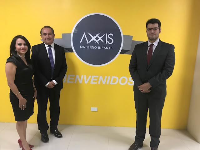 Produbanco apoyó la creación del área de maternidad del Hospital Axxis