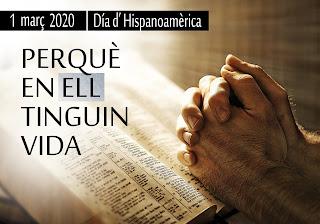 Conferencia episcopal española, Día de Hispanoamérica, Día de Hispanoamérica 2020, Misioneros, OCSHA, Lola Golmayo, Asociaciones de Laicos Misioneros, Obras Misionales Pontifias España,