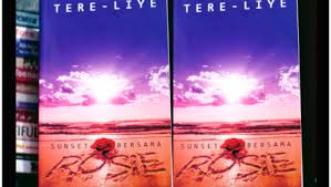 sunset bersama rossie tere liye