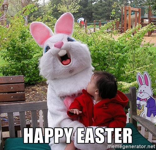 Easter Meme 03 30 new happy easter meme funny easter images jokes funny messages