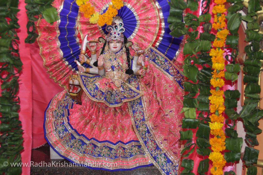 radha krishna mandir in delhi