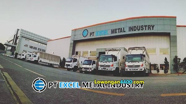 Lowongan Kerja PT Excel Metal Industry Bulan Juni 2020