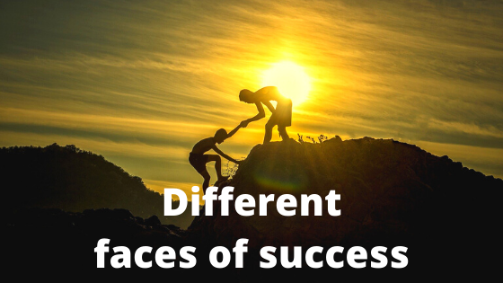 Different Faces of Success  New Inspirational English story