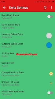 Message UI Mod