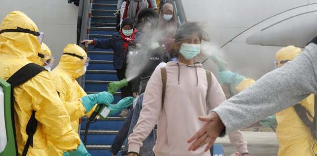 WNI dari China Ditolak Warga Natuna, Pengamat: Kasihan Mereka