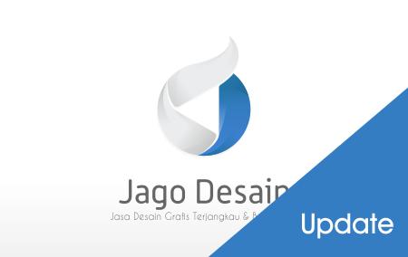 Update Jago Desain Tampilan Website Baru