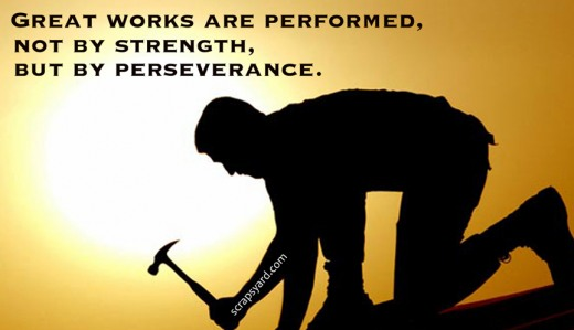 Perseverance Quotes: Future Business Of 21st Century: PERSEVERANCE QUOTES