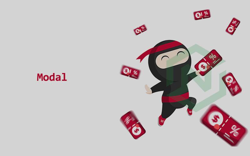 modal daftar agen ninja xpress