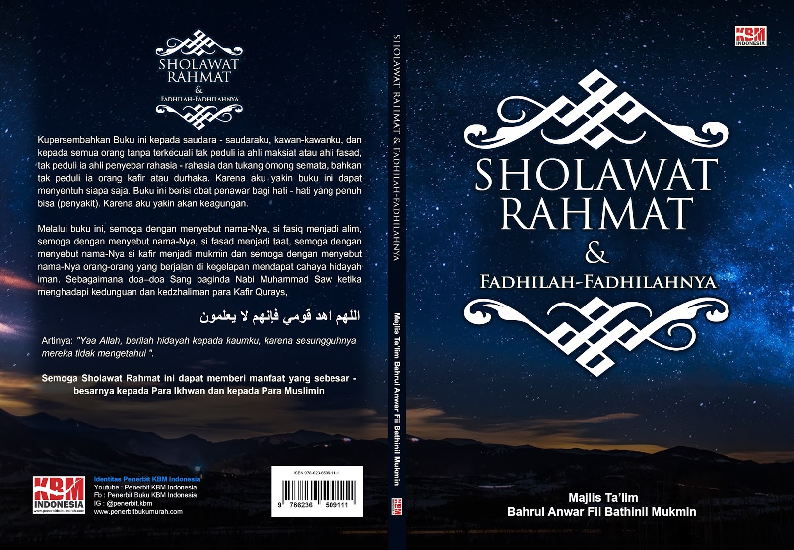 SHOLAWAT RAHMAT DAN FADHILAH-FADHILAHNYA