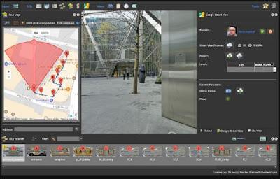 برنامج, مميز, لانشاء, وتحويل, الصور, الى, صور, بانورامية, 360, درجة, Pano2VR