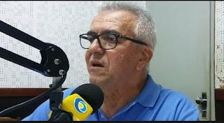 Rubens Germano diz que não será candidato nas eleições de 2020 em Picuí