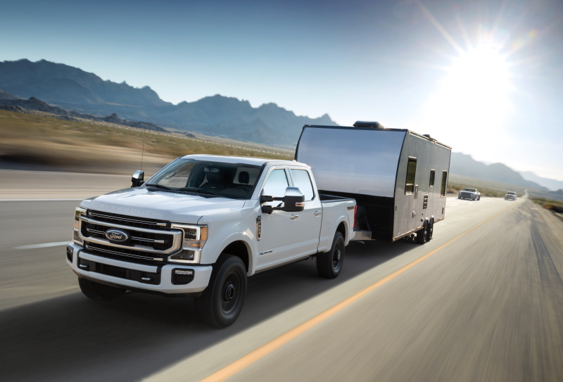 Quick Drive: Ford F-250 Platinum