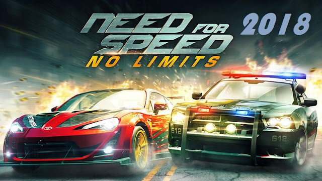 Download NFS 2018 - Need for Speed No Limits MOD APK Game