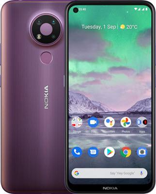 مواصفات وسعر هاتف Nokia 3.4