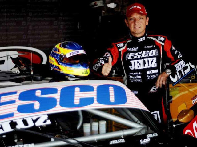 Ortelli se desvincula del equipo JP del Turismo Carretera