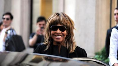 Tina Turner en Milán