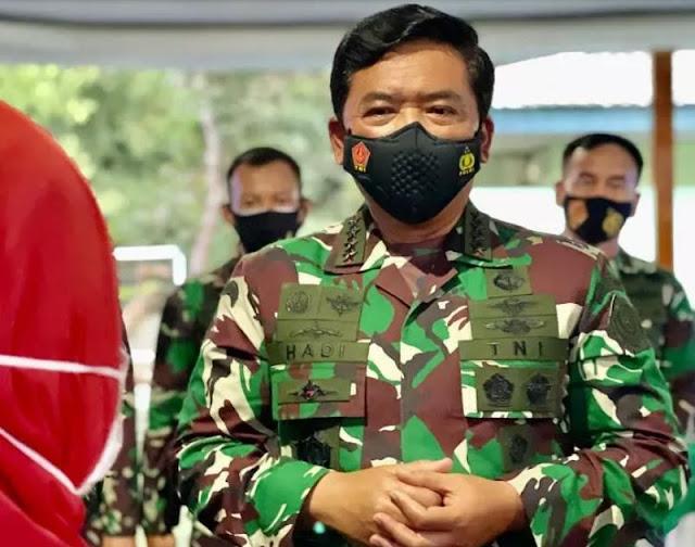 Rapat Evaluasi COVID, Panglima TNI Soroti Kedatangan Warga dari Luar Negeri