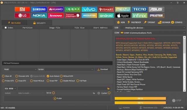 UnlockTool V2021.09.08.2 Released Setup File Tools Download