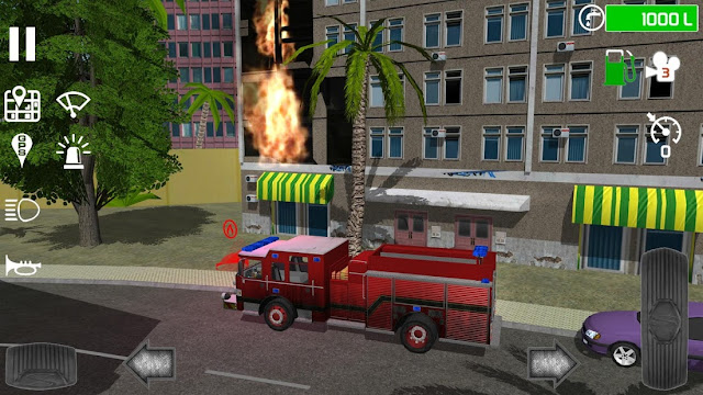 Fire Engine Simulator Hileli APK v1.4.7