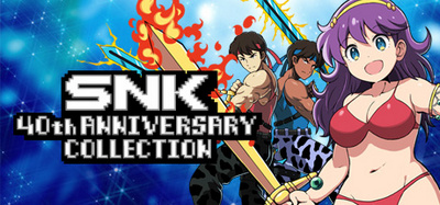 SNK 40th ANNIVERSARY COLLECTION-TiNYiSO