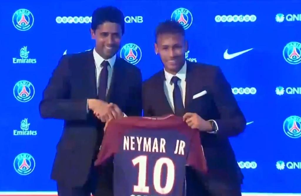 Pemain Termahal Itu Bernama Neymar Jr.