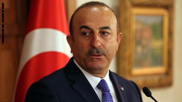 وزير خارجية تركيا: لم نترك دماء شهدائنا تذهب سدى ولن نتركها