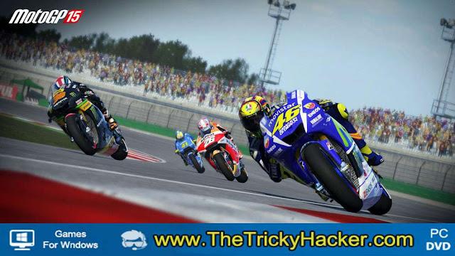 MotoGP 15 Free Download Full Version Game PC