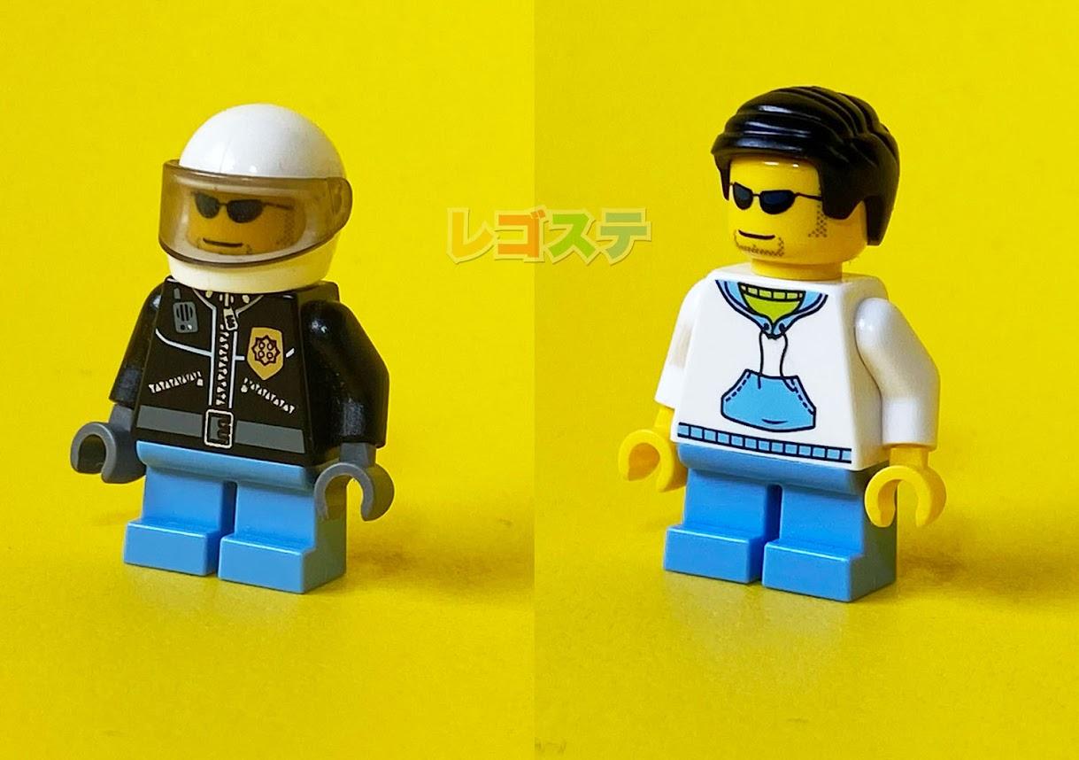 自分の分身「LEGOシグフィグ」を作ろう!自分ミニフィグ