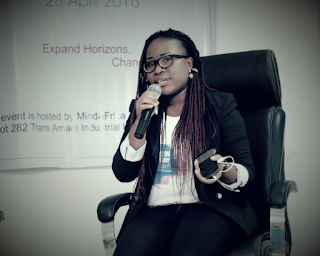 Sharon Georgewill, IYF Regional Director - Africa