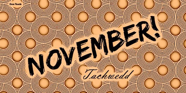 November - Tachwedd title graphic