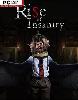 Rise of Insanity Jogos Torrent Download capa