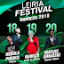 CARTAZ LEIRIA FESTIVAL 2018