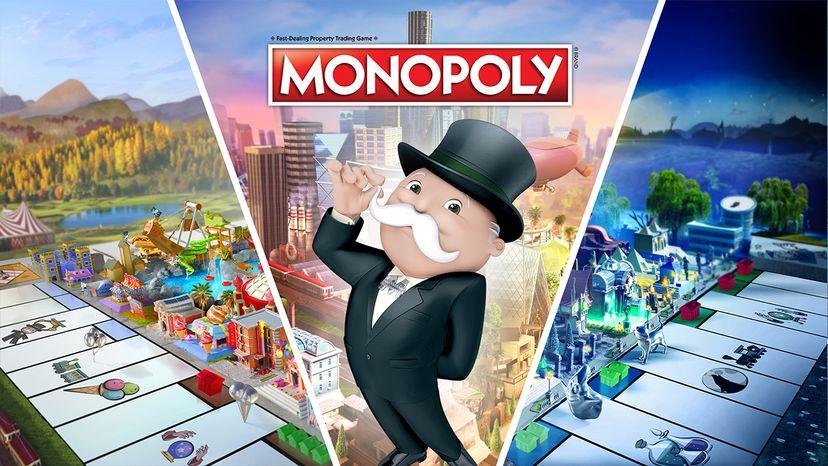 [Video] Adesso puoi giocare a Monopoly su Google Stadia